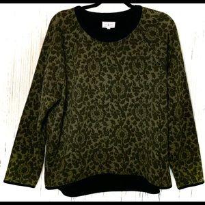 Lou and Grey Floral Sweatshirt